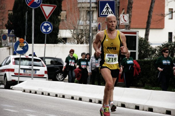 Who knew Bruce Willis was a runner :)